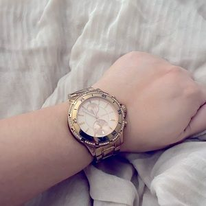 Michael Kors Rose Gold Watch Price DROPPED!
